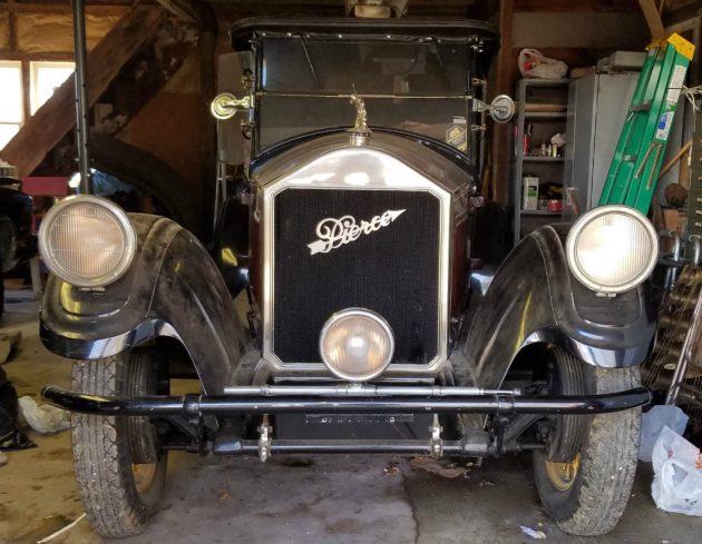 1926 Pierce Arrow 80 Runabout
