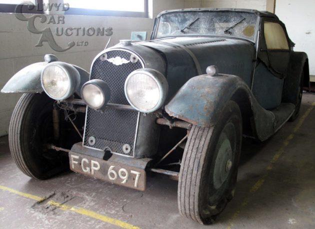 1938 Morgan 4-4 Sports