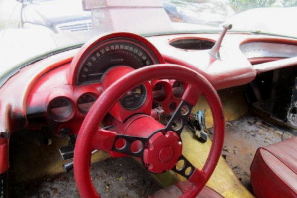 1959 Corvette Dash