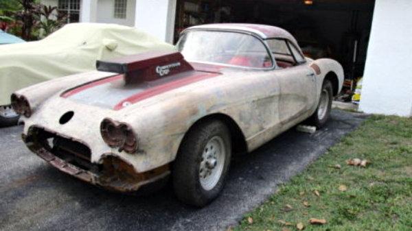 1959 Corvette Racer