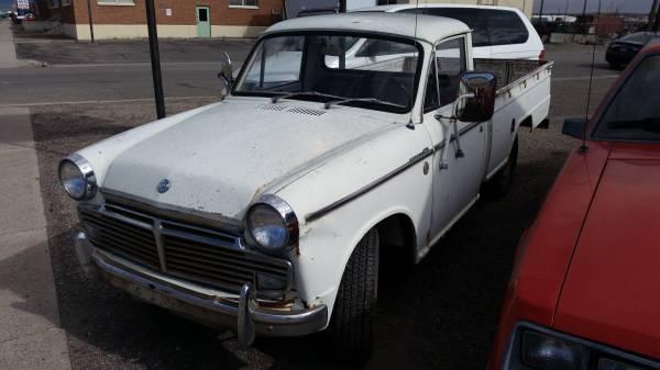 1965 Datsun 1200