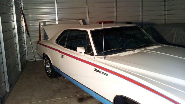 1969 AMC Rebel 500