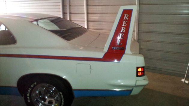 1969 AMC Rebel 500 Wing