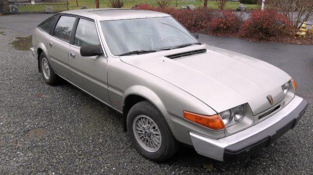 1980 Rover SD1 3500