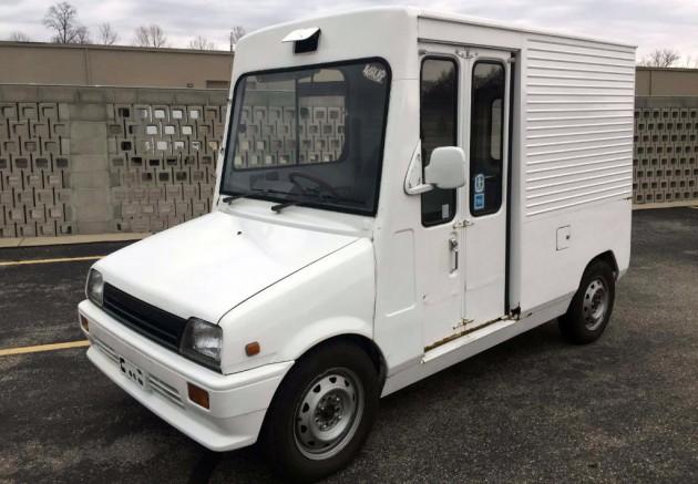 1986 Daihatsu Mira Step Van