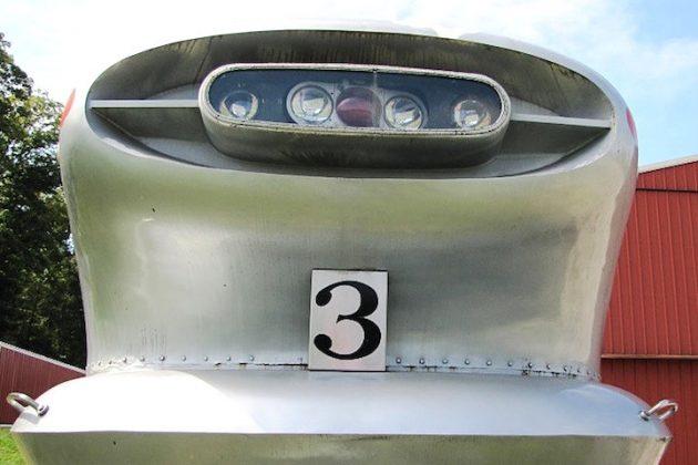 GM Aerotrain Nose