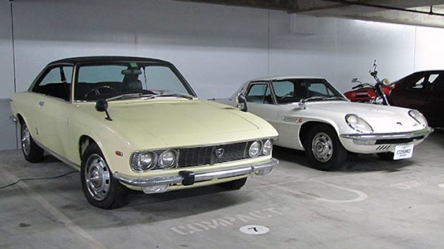 Mazda Luce and Cosmo