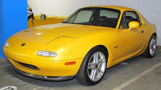 Mazda Miata M Coupe