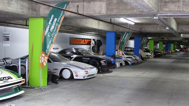 Mazda Race Cars
