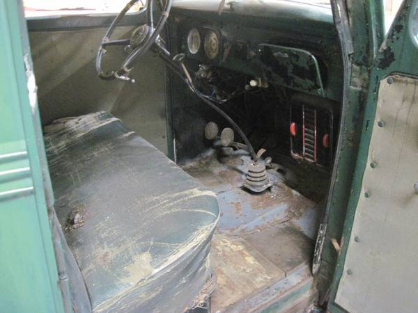 inside cab right