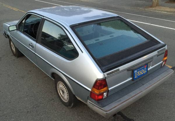left rear