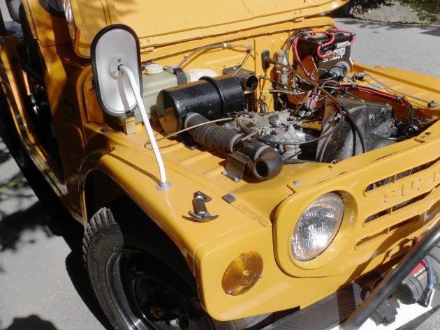 050216 Barn Finds - 1972 Suzuki LJ10 - 4