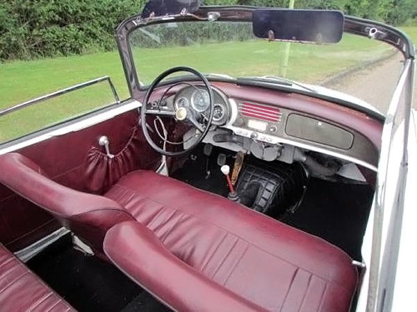 050316 Barn Finds - 1960 Skoda Felicia 944 convertible - 3