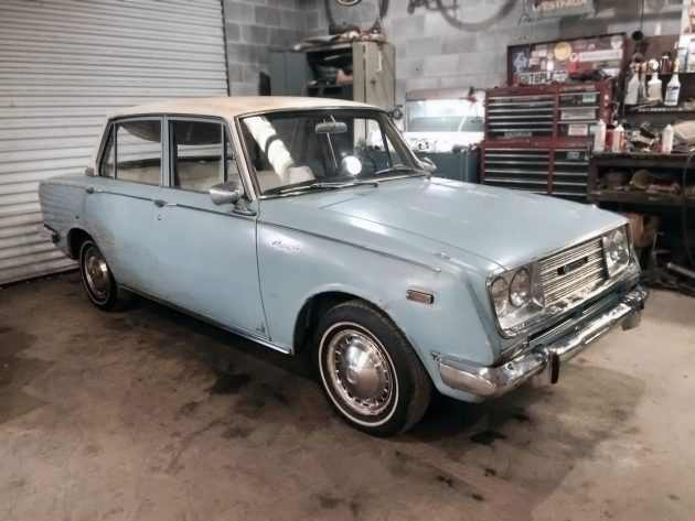 050316 Barn Finds - 1967 Toyota Corona Deluxe RT43 - 1