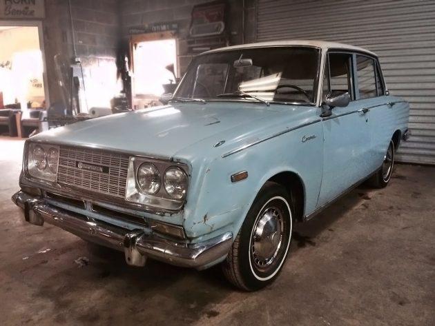 050316 Barn Finds - 1967 Toyota Corona Deluxe RT43 - 2