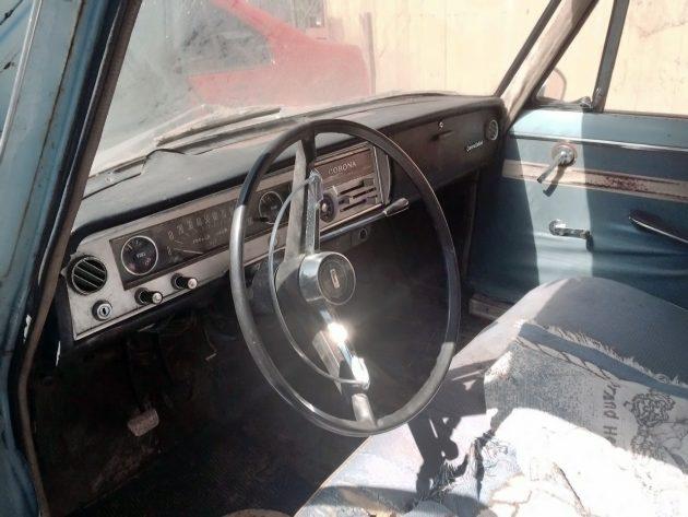 050316 Barn Finds - 1967 Toyota Corona Deluxe RT43 - 3