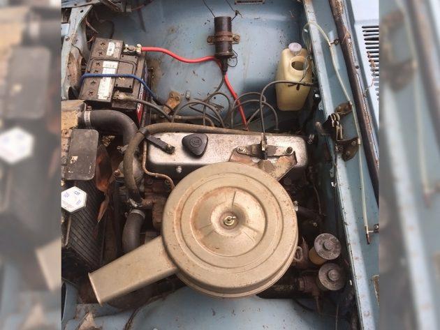 050316 Barn Finds - 1967 Toyota Corona Deluxe RT43 - 4