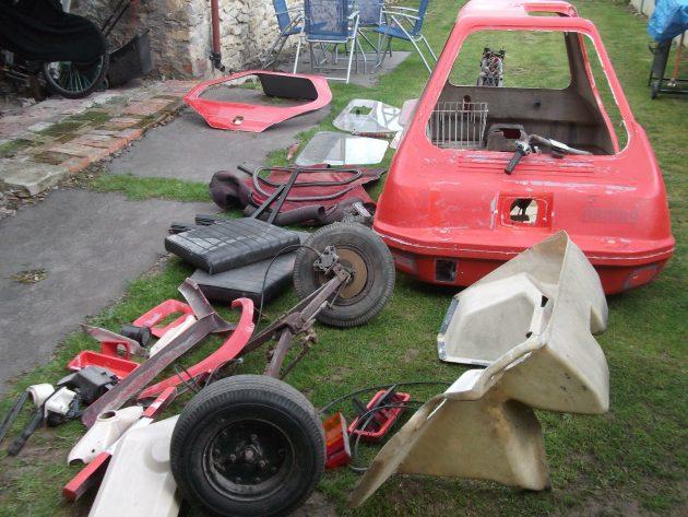 050316 Barn Finds - 1983 bamby mk1 - 2