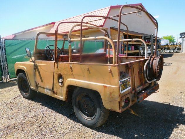 050416 Barn Finds - 1958 Austin Gipsy - 2