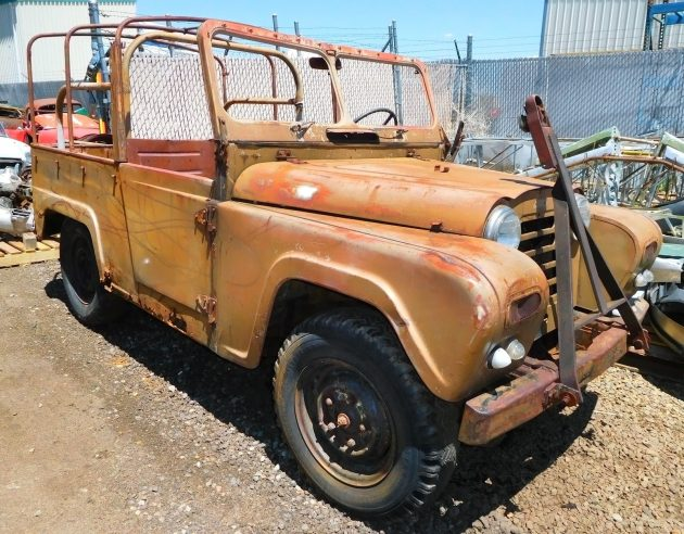 050416 Barn Finds - 1958 Austin Gipsy - 3