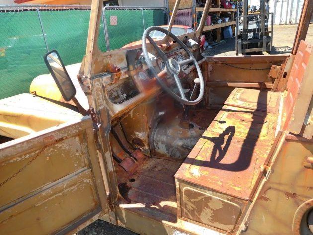 050416 Barn Finds - 1958 Austin Gipsy - 4