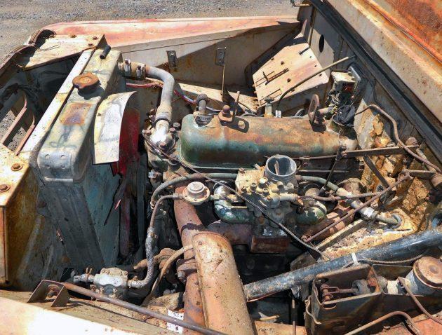 050416 Barn Finds - 1958 Austin Gipsy - 5