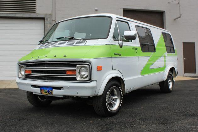 050516 Barn Finds - 1978 Dodge Van - 2