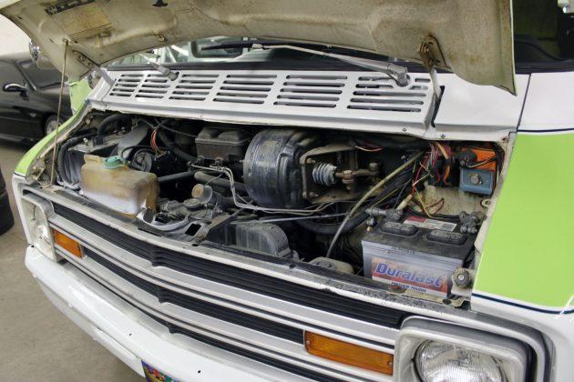 050516 Barn Finds - 1978 Dodge Van - 5
