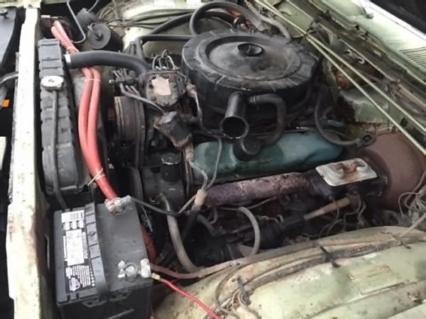 050816 Barn Finds - 1968 Dodge Polara 500 - 3