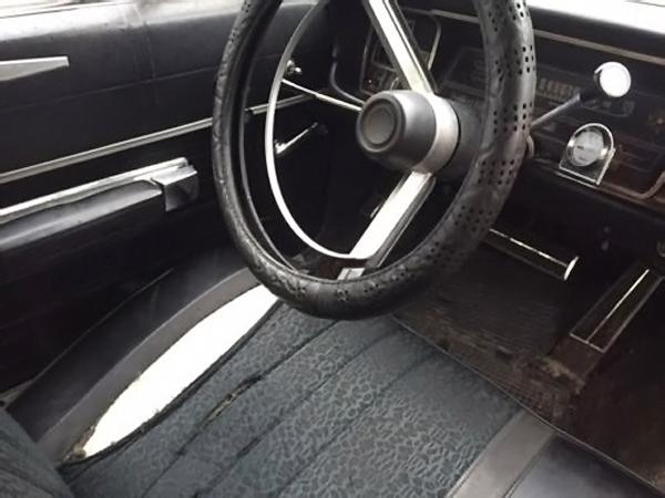 050816 Barn Finds - 1968 Dodge Polara 500 - 4
