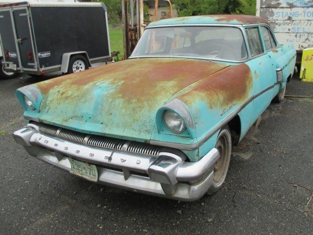 050916 Barn Finds - 1956 Mercury Custom - 1