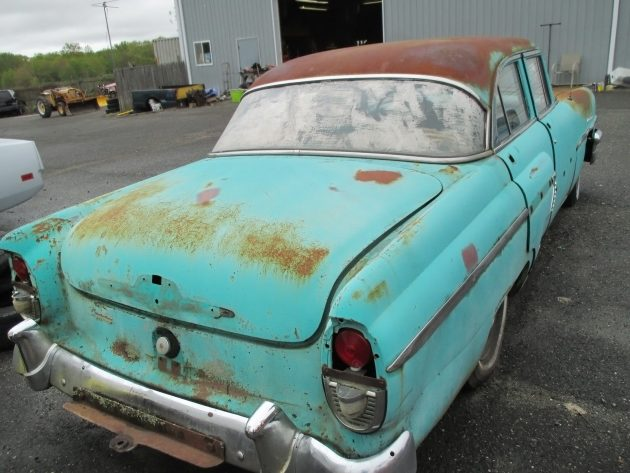 050916 Barn Finds - 1956 Mercury Custom - 2