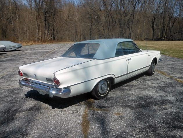 051016 Barn Finds - 1964 Plymouth Valiant Convertible - 2