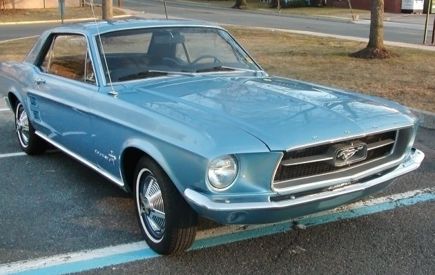 051016 Barn Finds - 1967 Ford Mustang - 2
