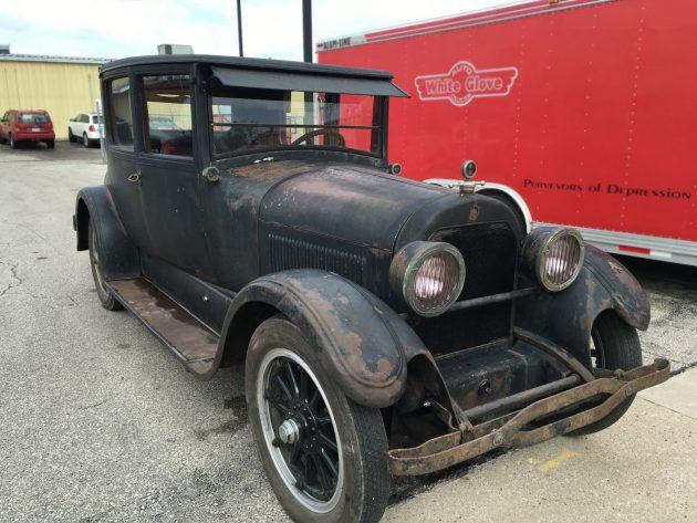 051116 Barn Finds - 1923 Cadillac Victoria - 1