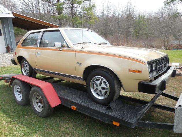 051116 Barn Finds - 1981 AMC Spirit - 1