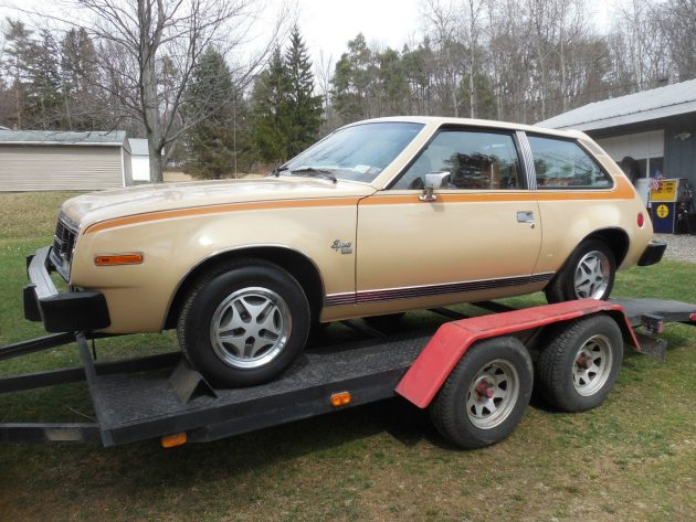 051116 Barn Finds - 1981 AMC Spirit - 2