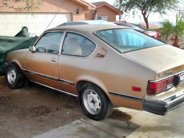 051216 Barn Finds - 1982 Isuzu iMark diesel - 1