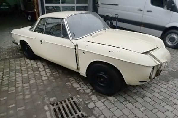 051316 Barn Finds - 1968 Volkswagen Karmann Ghia Type 34 Coupe - 3