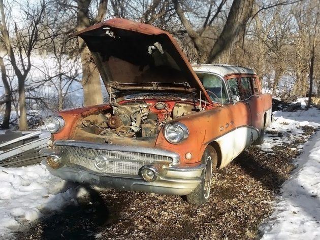 051616 Barn Finds - 1965 Oldsmobile 442 - 2