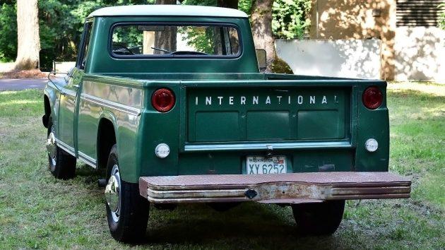 051616 Barn Finds - 1968 International 1200 pickup - 3