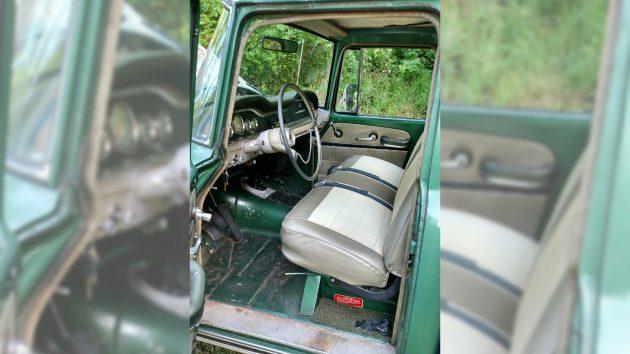 051616 Barn Finds - 1968 International 1200 pickup - 4