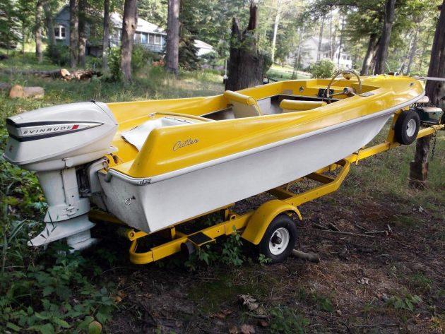 051916 Barn Finds - 1964 Cutter Boat - 1