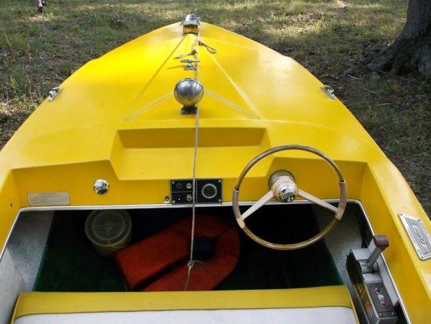 051916 Barn Finds - 1964 Cutter Boat - 3