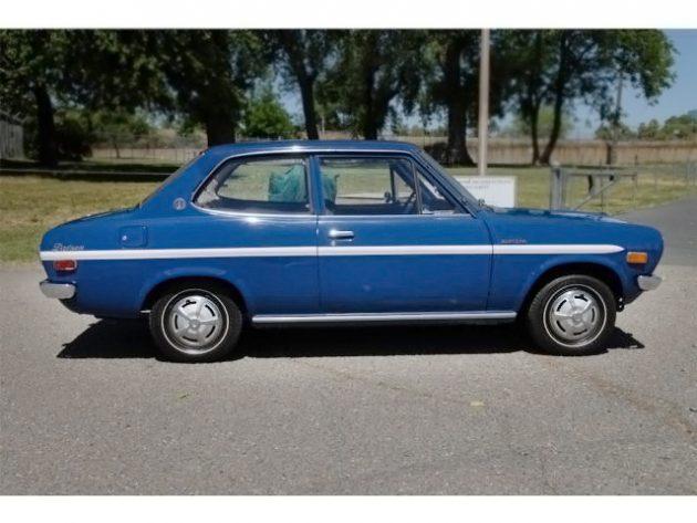 052016 Barn Finds - 1972 Datsun 1200 EV - 3