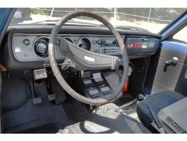 052016 Barn Finds - 1972 Datsun 1200 EV - 4