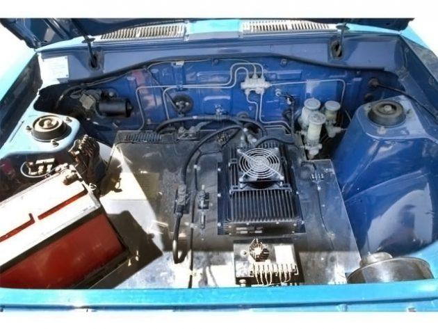 052016 Barn Finds - 1972 Datsun 1200 EV - 5
