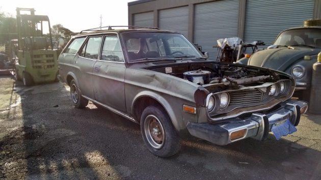 052316 Barn Finds - 1974 Mazda RX-4 Wagon - 3