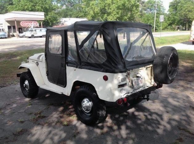 052416 Barn Finds - 1969 Toyota Land Cruiser FJ40 - 3