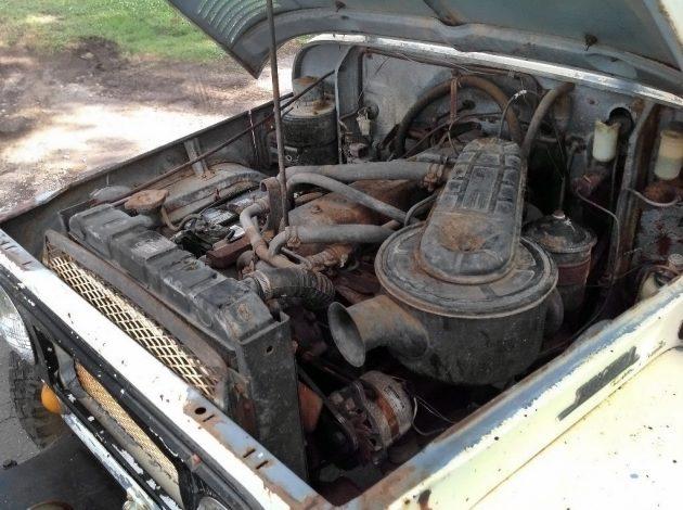 052416 Barn Finds - 1969 Toyota Land Cruiser FJ40 - 5